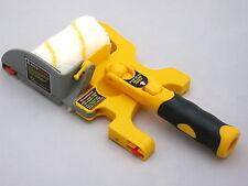 DIY Painting Paint Edger DVD Video Accubrush XT Model Roller & Brush