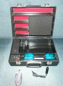 Modellbau Lade-Koffer mit 2 LiPo Ladegeräten