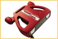 "NEW Ray Cook Red Spider 34""  Putter + FREE headcover & t  ball  Limited Edition"