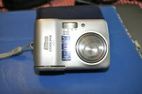 Nikon Coolpix L3 5.1MP Digital Camera with 3x Optical Zoom - Used - Nice!