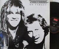 FASTWAY - On Target ~ VINYL LP