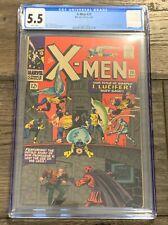 X-Men 20 Cgc 5.5