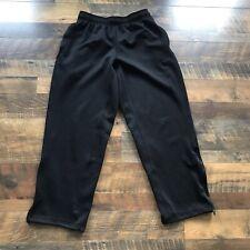 Ohio State Nike Dri-Fit Pants Sweatpants Swoosh Logo Men's Size Medium Athletic