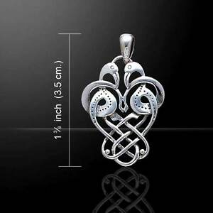 Octopus .925 Sterling Silver Box Set Earrings Pendant by Peter Stone