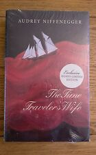 The Time Traveler's Wife SIGNED LIMITED EDITION Audrey Niffenegger SEALED Book