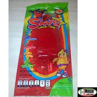 Slaps Cachepigui (Cachetadas) Tropical Fruit Lollipop Mexican Candy(10pc)