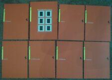 FERRARI 1994 Prestige Press Pack with 7 Brochures 348 456GT 512TR F333 SP 412 T1