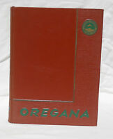 1957 Univ of Oregon Oregana Yearbook with Phil Knight & Ken Kesey