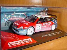 CITROEN XSARA WRC CARLOS SAINZ 1:43 MONTE-CARLO 2003#19