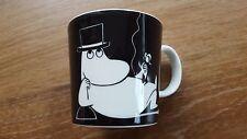 Moomin Arabia Mug - Moominpappa In His Thoughts - Rare Discontinued Winter