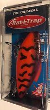 Bill Lewis Rat-l-Trap 1/2oz Lipless Crankbait RT27 Orange Crawdad New