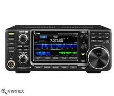 New ICOM IC-7300 M HF + 50MHz SSB / CW / RTTY / AM / FM 50W transceiver