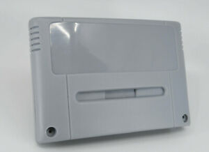 **US SELLER** Super Famicom (SFC) Replacement Cartridge Shell  (Non-Yellowing)