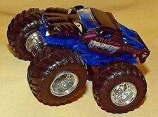 PREDATOR MONSTER TRUCK JAM HOT WHEELS 1:64 SCALE LOOSE BLUE COLLECTIBLE.