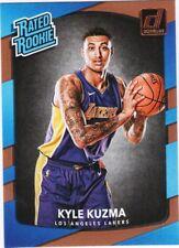 2017-18 Donruss Kyle Kuzma Rated Rookie #174