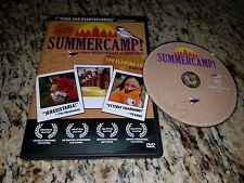 SummerCamp Summer Camp DVD Film by Bradley Beesley Sarah Price Flaming Lips Nois