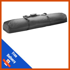 More details for stagg spkb 8 heavy duty premium padded carry bag for speaker stands