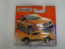 2009 Matchbox VW  Saveiro Cross , Die Cast Truck No 73 , New On Card