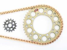 Renthal Sprockets 15/44 520 Kit EK SRX2 Chain 2006 2007 2008 2009 2010 GSXR 600