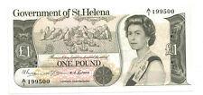 Saint Helena - (1976) One Pound Banknote (P-6a) Very Nice!