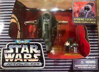 Star Wars Micro Machines Action Fleet Slave 1