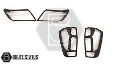 Nissan Navara 2014+ NP300 D23 Headlight Head Light AND Tail Lamp Cover Guard