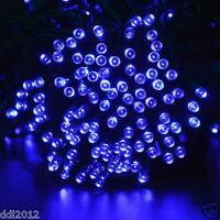 For Festival Wedding Xmas Party Decor Garden Outdoor Fairy String Light Lamp AU