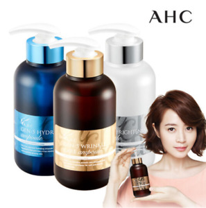 [AHC]Gen5+Ampoule+300ml+Wrinkle+Care+Hydrating+Brightening