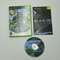 Bungie XBOX Halo Combat Evolved Rated Mature(M) Action/Adventure Video Game