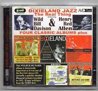Dixieland All Stars - Dixieland Jazz - Four Classic Albums Plus  (2 CD Set 2009)