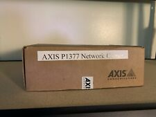 AXIS P1377 Network Camera Part #: 01808-001