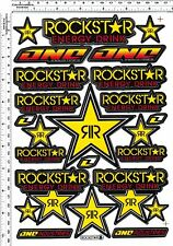 Rockstar Men/'s Layup Tank Top One Industries MX Motocross