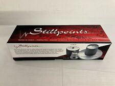 Stillpoints Ultra Mini Isolation Feet - Set of 3 - Silver - Unused - Warranty