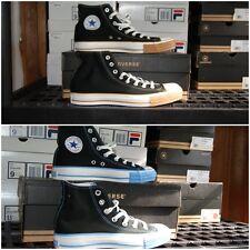 Converse Chuck Taylor Toe Bump High Sz 6 8 10 Black Blue White Shoes