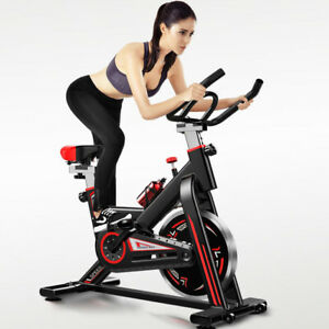 New Exercise Bike Health Fitness Indoor Cycling Bicycle Cardio Workout Home