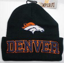 Denver Broncos Gorra de ventilador de la NFL unisex para adultos ... 81d6f51aa14