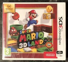 SUPER MARIO 3D LAND NINTENDO DS BRAND NEW & FACTORY SEALED MINT CONDITION