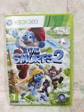 Die Schlümpfe 2 Xbox 360 Action Adventure Video Game Pal. komplett