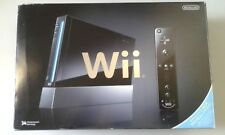Nintendo Wii Console Japan version ( Black ) - RM23 Off /Promotion Feb-Mac 2020