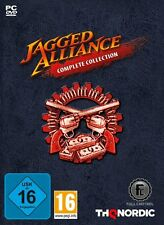 Jagged Alliance - Complete Collection - PC Game - Neu Ovp