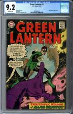 Green Lantern #57 CGC 9.2