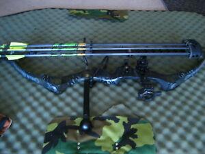 "Vintage Browning Mirage Hunter / RH Bow / DL 29""- 32"" DW 55# - 70# Upgraded"