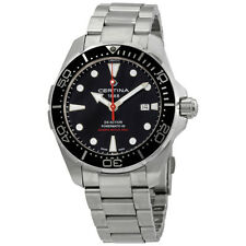Certina DS Action Diver Automatic Black Dial Mens Watch C032.407.11.051.00