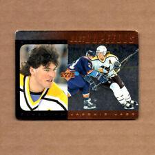1996-97 Upper Deck Hart Hopefuls Bronze #HH18 Jaromir Jagr Pittsburgh Penguins