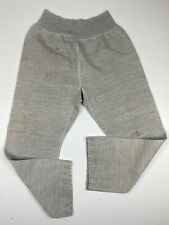 Vtg 1960's Sweatpants Vintage 60's Gray Sweats Athletic