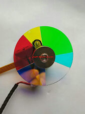 NEW ORIGINAL COLOR WHEEL FOR VIEWSONIC PJD5123 PRO6200  PROJECTOR