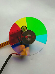 NEW ORIGINAL COLOR WHEEL FOR VIEWSONIC PJD5133  PROJECTOR