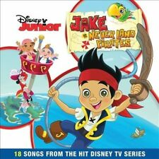 Jake and the Neverland Pirates [Original Motion Picture Soundtrack] by The Never