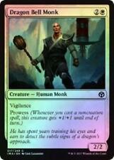 MTG Dragon Bell Monk Iconic Masters FOIL Common White NM/M Magic the Gathering
