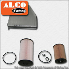 KIT di ricambio Skoda Octavia (1Z) 1.6 TDI ALCO Olio Carburante Cabin filtri (2009-2013)